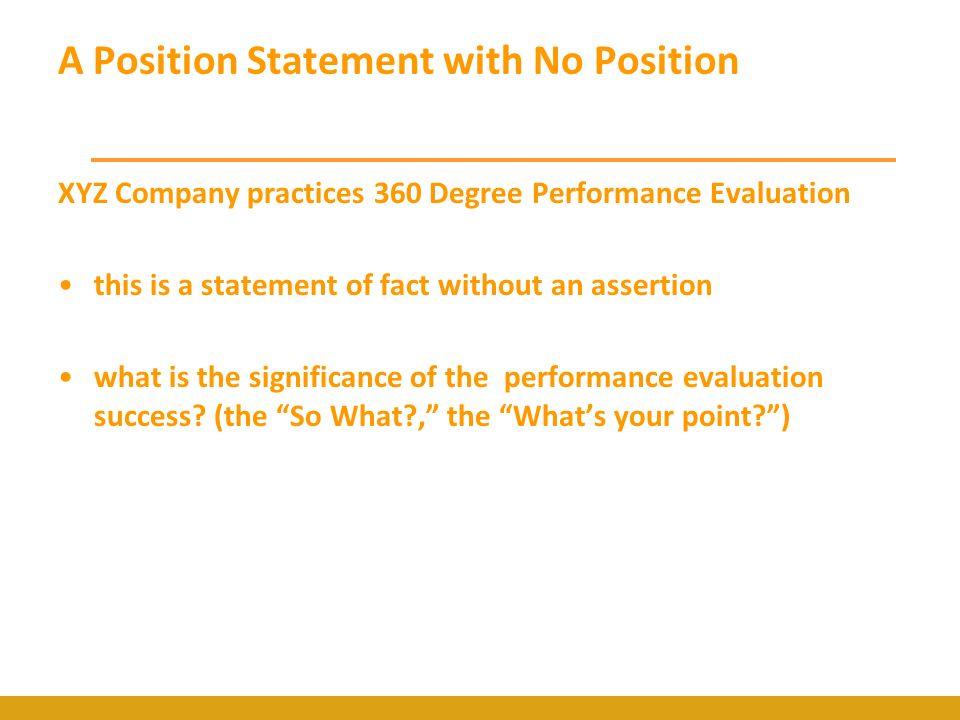 360 degree dissertation evaluation