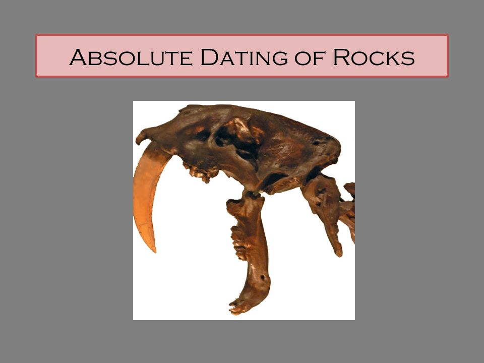 Methods of hookup fossils in history