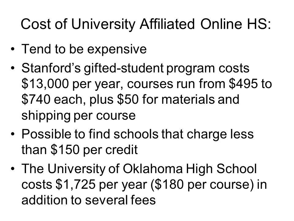 Online or public school?