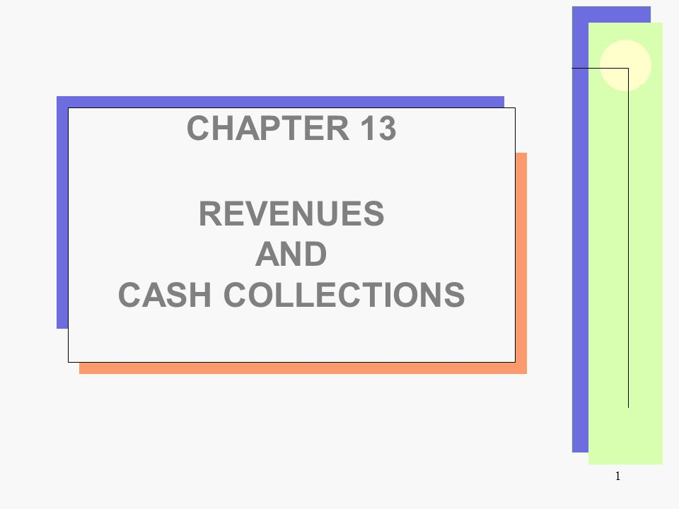 chapter 7 revenue and collection