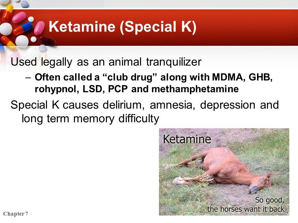 Special k drug horse tranquilizer  Jill scott insomnia