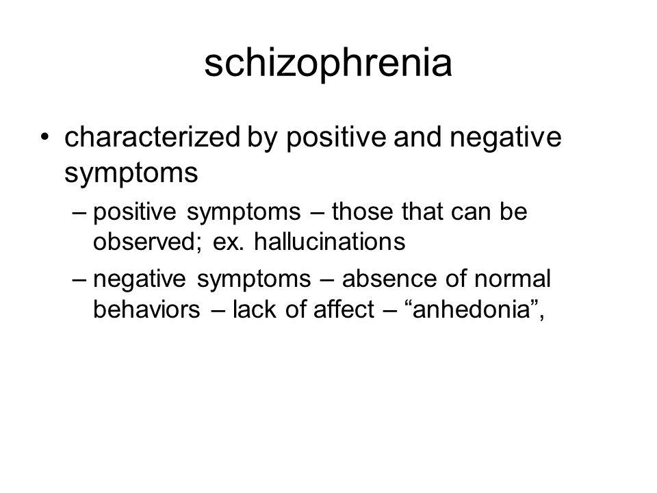 schizophrenia affects essay