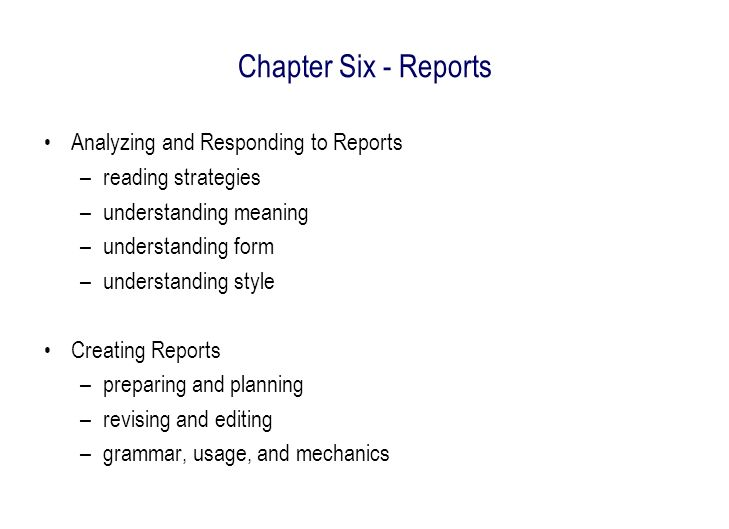 Chapter One - Poetry Analyzing and Responding to Poetry –reading ...