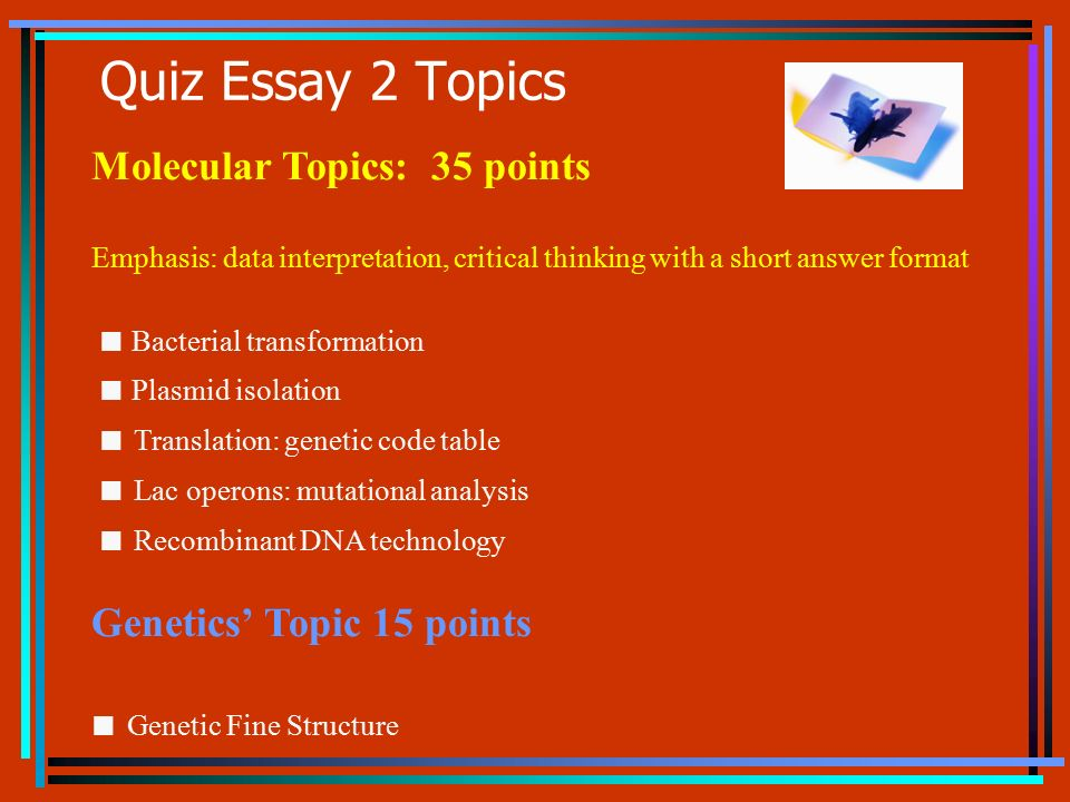 recombinant dna technology part quiz essay topics molecular  2 recombinant dna technology part 2