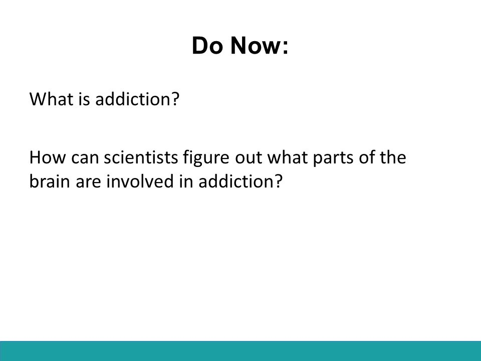 Neurological Disorders Lesson 5.1 What circuit do drugs affect in ...