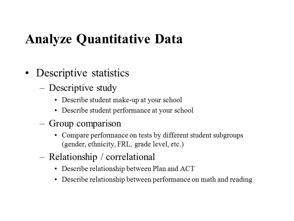 Fictitious statistical study?