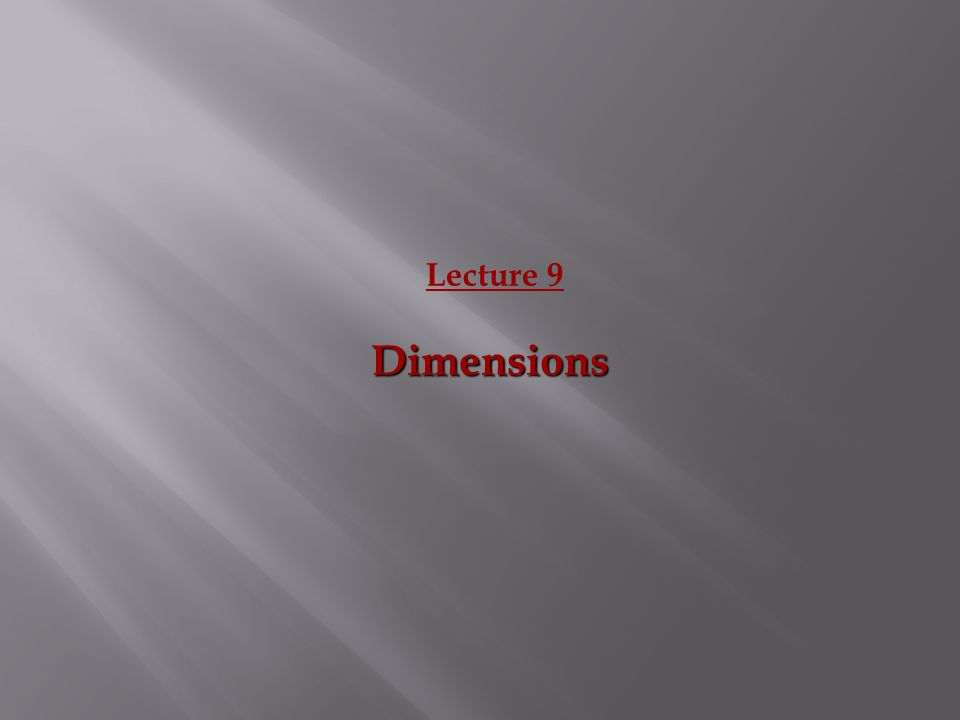 Computer aided drafting 1 pharos university faculty of engineering 2 lecture 9dimensions malvernweather Images