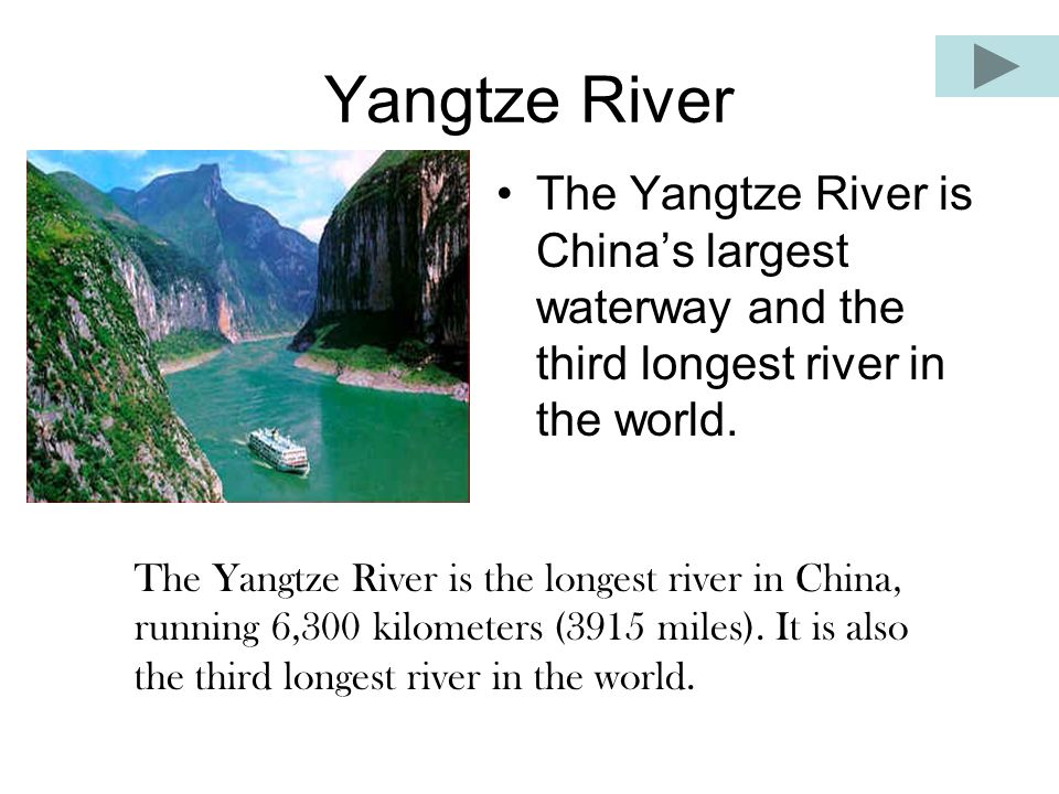 How Did Geography Shape Early Chinese Civilization Ppt Download - What is the third largest river in the world