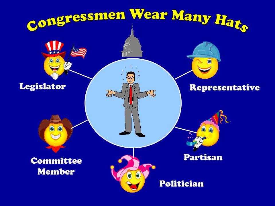 Legislator Representative Committee Member Partisan Politician