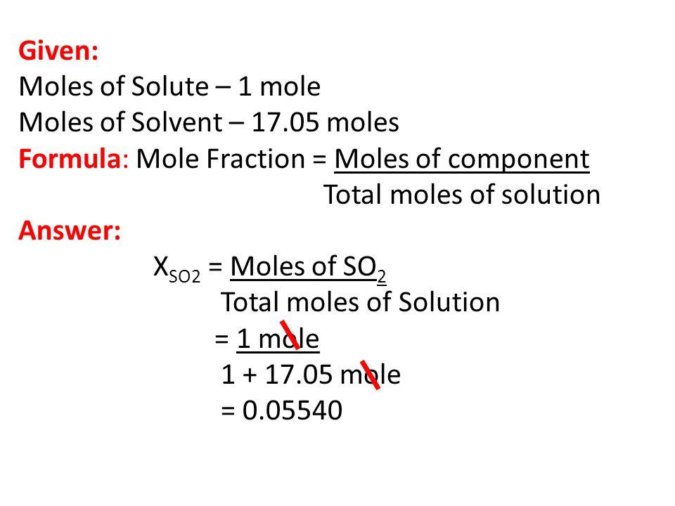 Mole Fraction Equation Jennarocca – Molarity Molality Worksheet