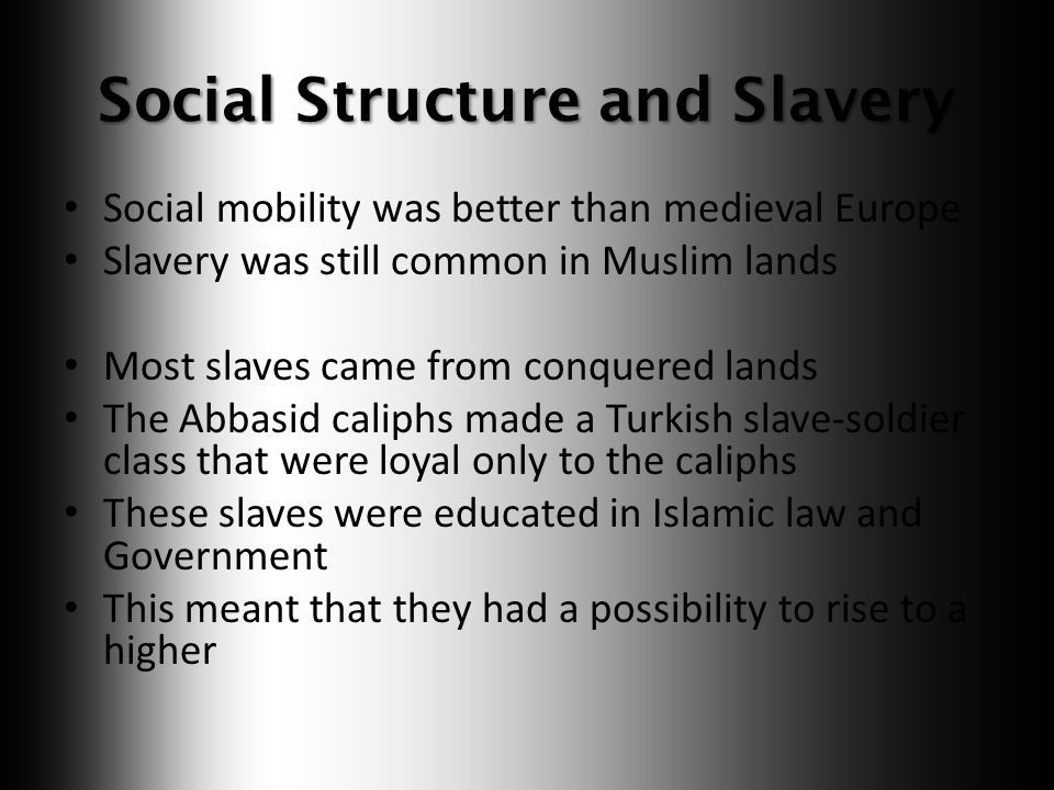 a look at slavery as a social and economic institution How slavery affected the political, social, and economic lives of the institution of slavery on society globally has a and what they wanted freedom to look.