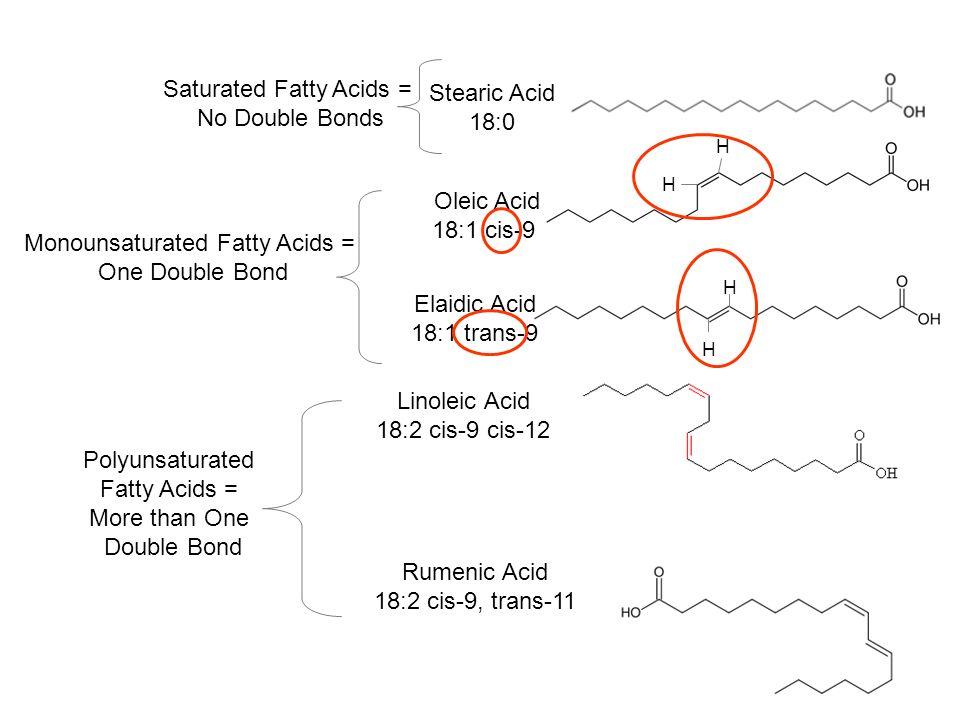 Essential Fatty Acids  Linus Pauling Institute  Oregon