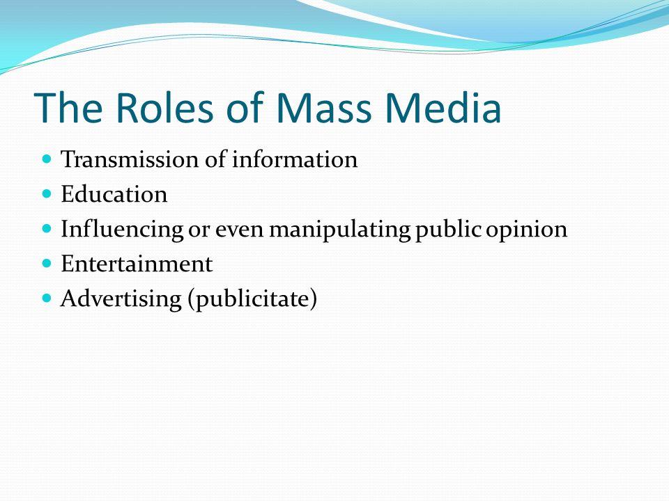 radio as a medium of mass communication Effectiveness of social media as a tool of communication department of mass communication social network is a new communication medium.