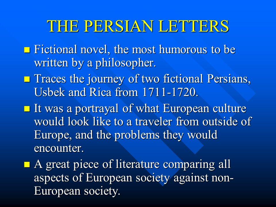comparing two fictional novels