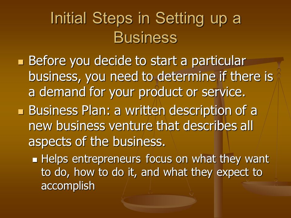 Who Writes Business Plans