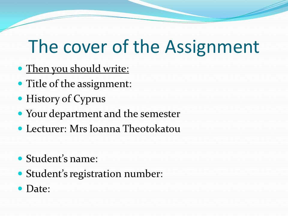 COLLEGE   LIMASSOL BUSINESS ADMINISTRATION History of Cyprus     The content You will make a research about the relationship between Alexander the Great and Cyprus