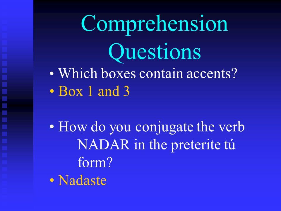 Conjugating Verbs in the Preterite Tense. Steps to conjugate in ...