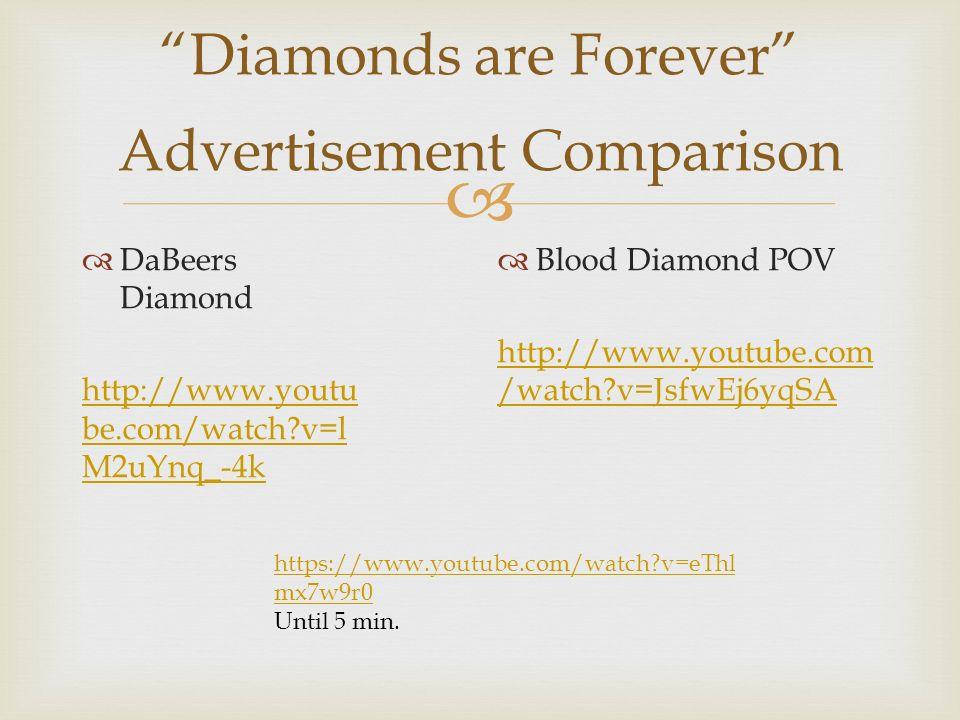 blood diamond youtube