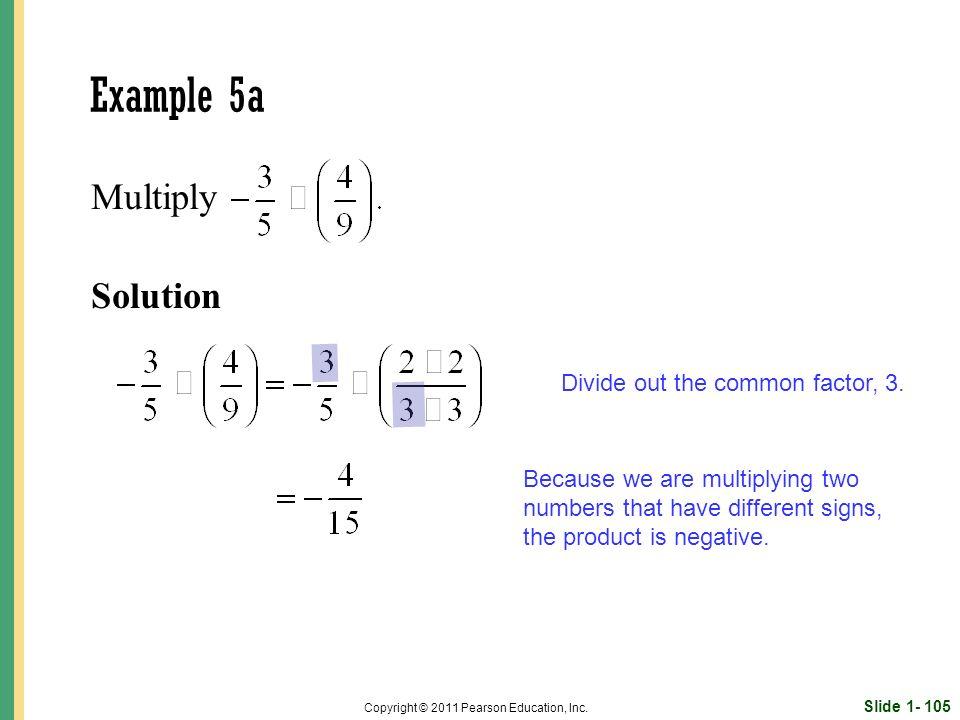 Slide 1- 105 Copyright © 2011 Pearson Education, Inc.