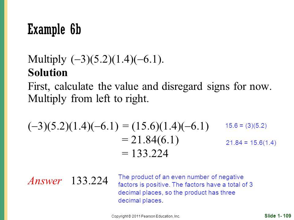 Slide 1- 109 Copyright © 2011 Pearson Education, Inc.