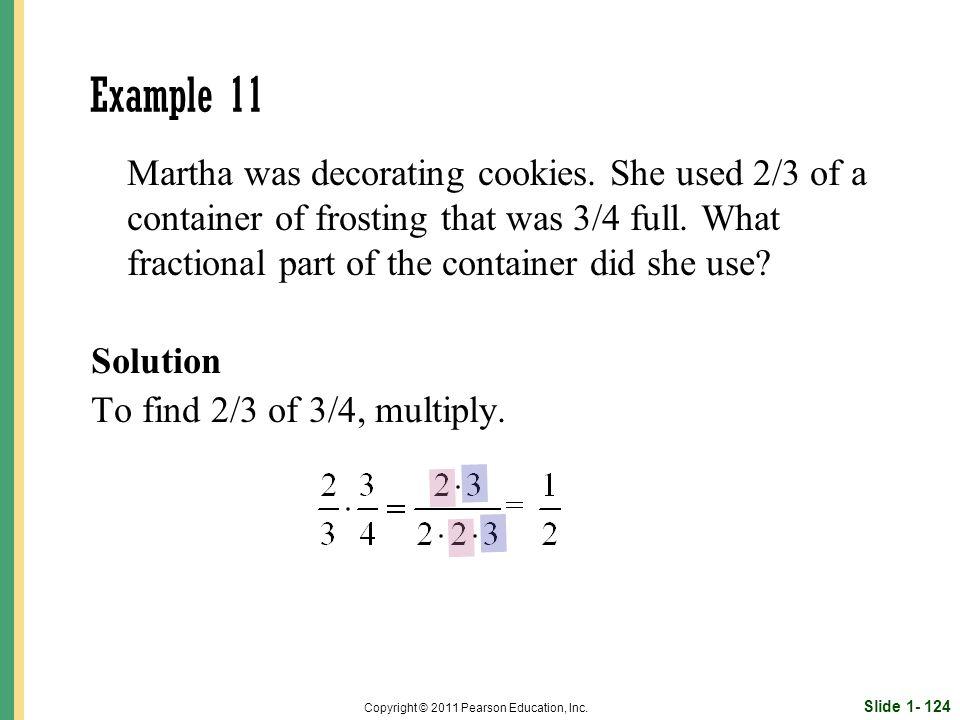 Slide 1- 124 Copyright © 2011 Pearson Education, Inc.