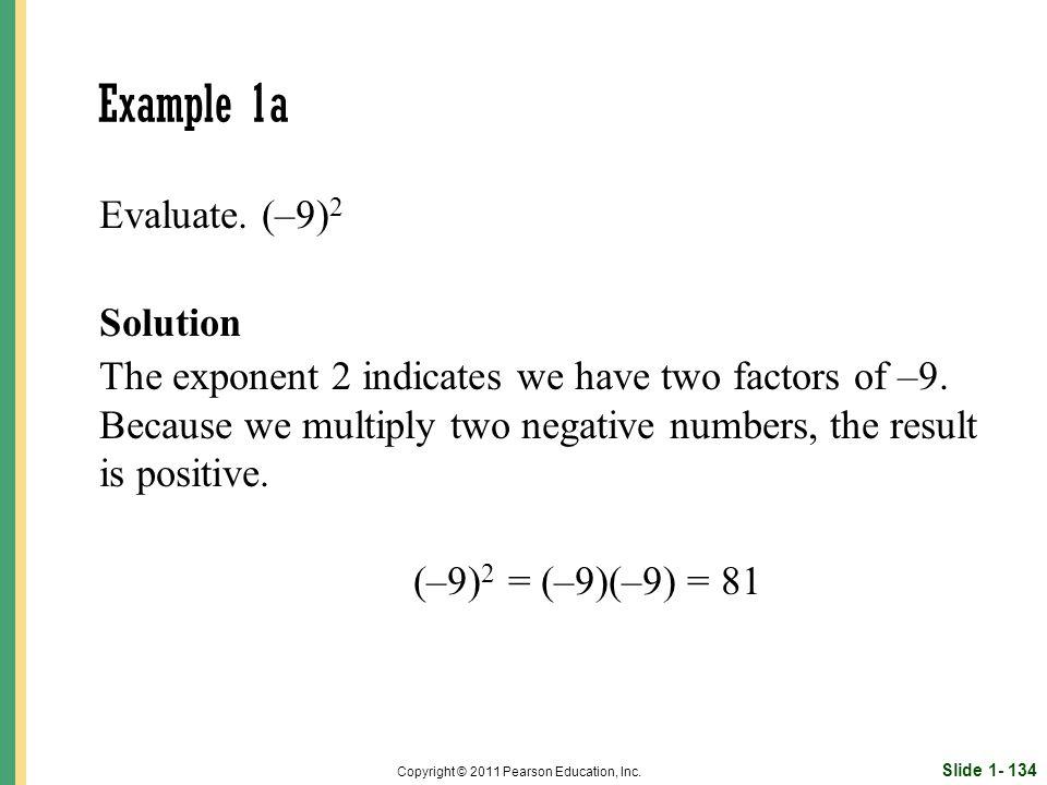 Slide 1- 134 Copyright © 2011 Pearson Education, Inc.