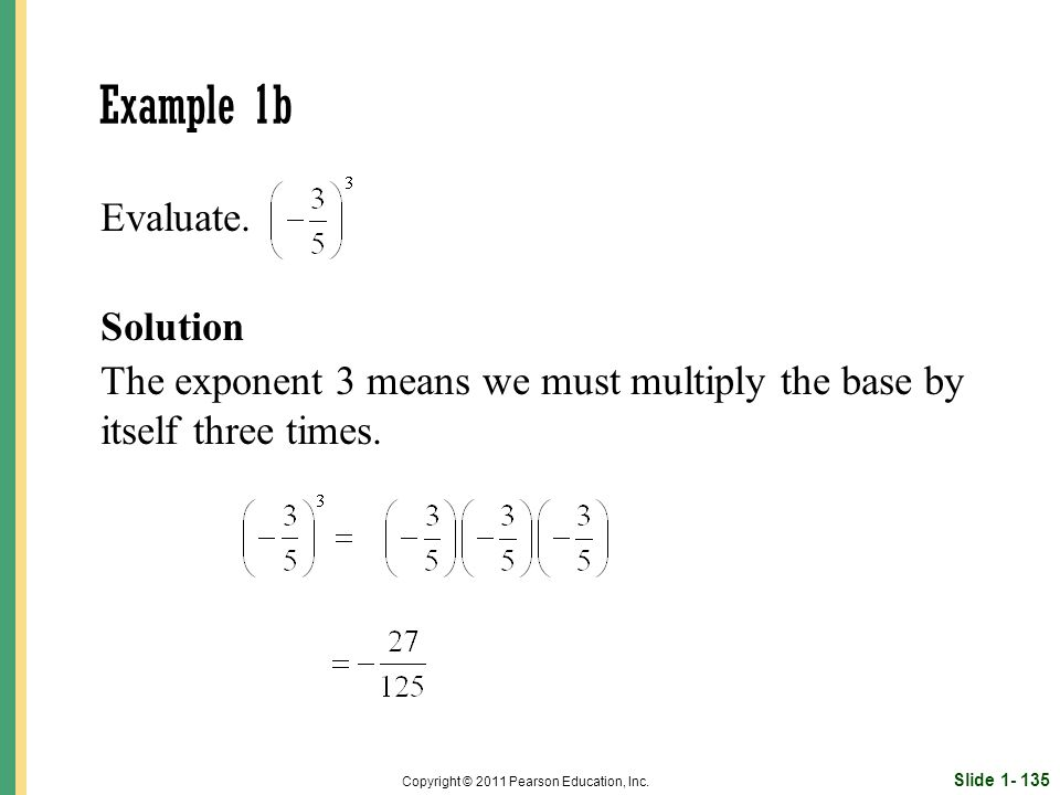 Slide 1- 135 Copyright © 2011 Pearson Education, Inc.