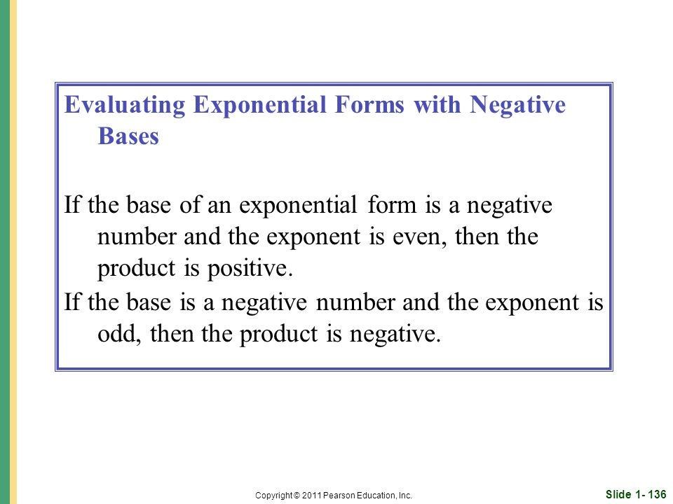 Slide 1- 136 Copyright © 2011 Pearson Education, Inc.