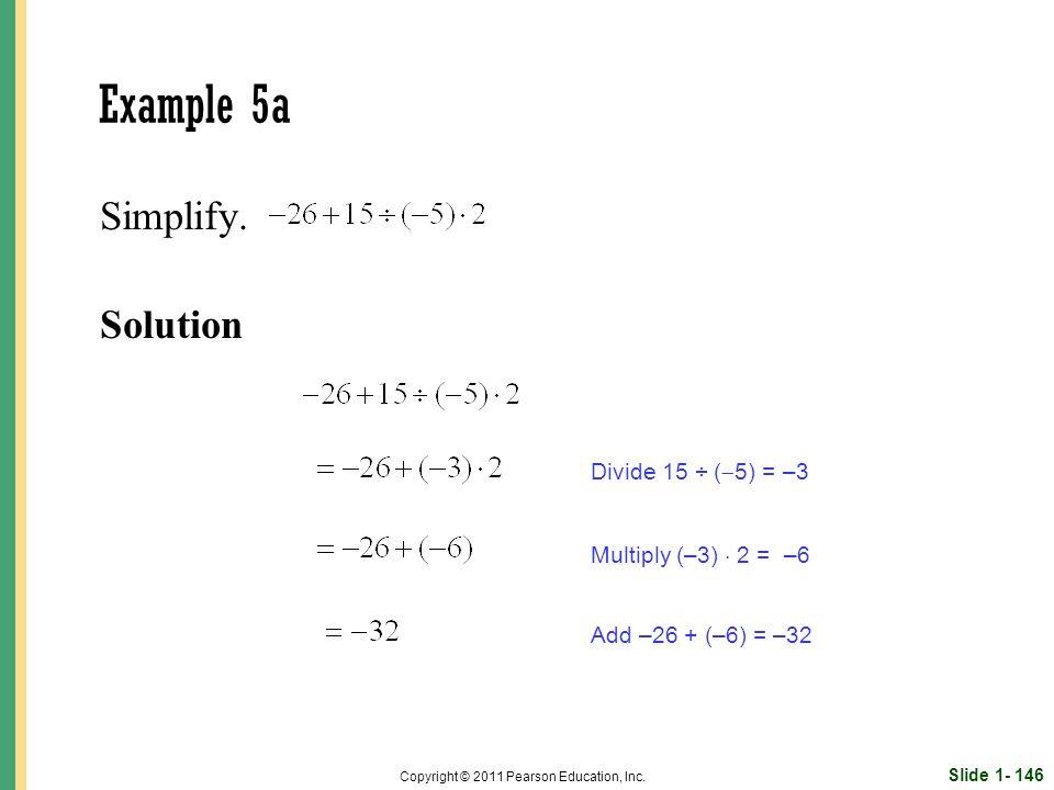 Slide 1- 146 Copyright © 2011 Pearson Education, Inc.