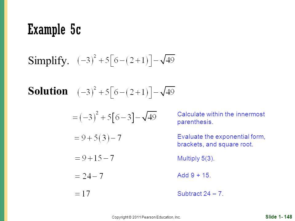 Slide 1- 148 Copyright © 2011 Pearson Education, Inc.