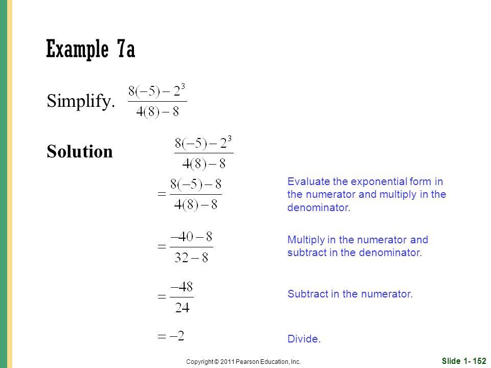 Slide 1- 152 Copyright © 2011 Pearson Education, Inc.