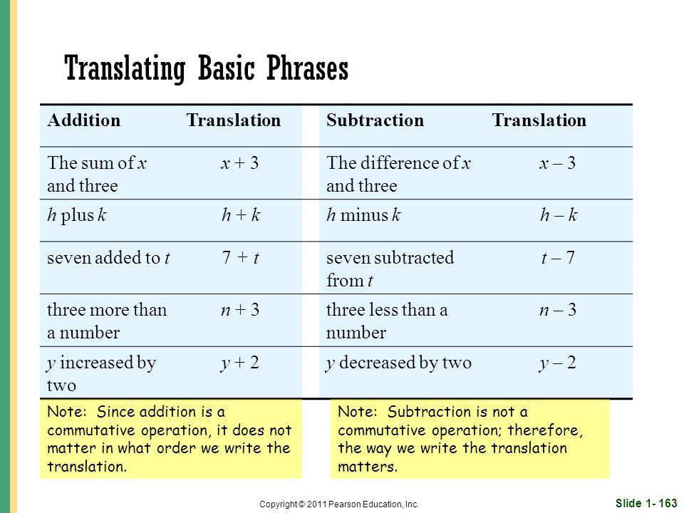 Slide 1- 163 Copyright © 2011 Pearson Education, Inc.