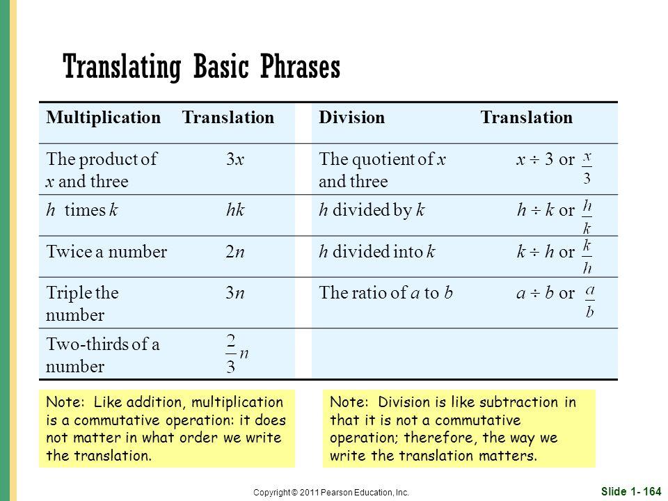Slide 1- 164 Copyright © 2011 Pearson Education, Inc.
