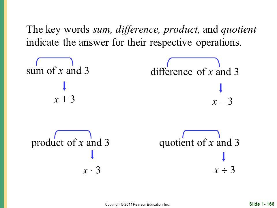 Slide 1- 166 Copyright © 2011 Pearson Education, Inc.