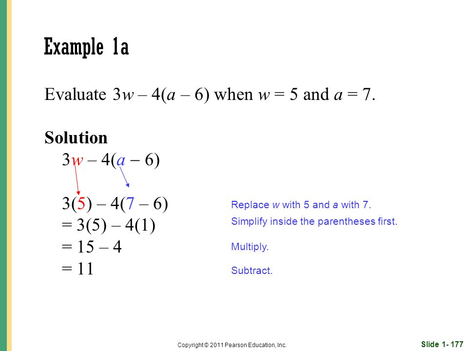 Slide 1- 177 Copyright © 2011 Pearson Education, Inc.