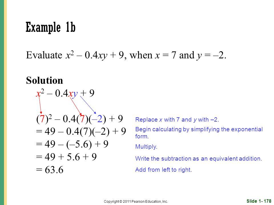 Slide 1- 178 Copyright © 2011 Pearson Education, Inc.