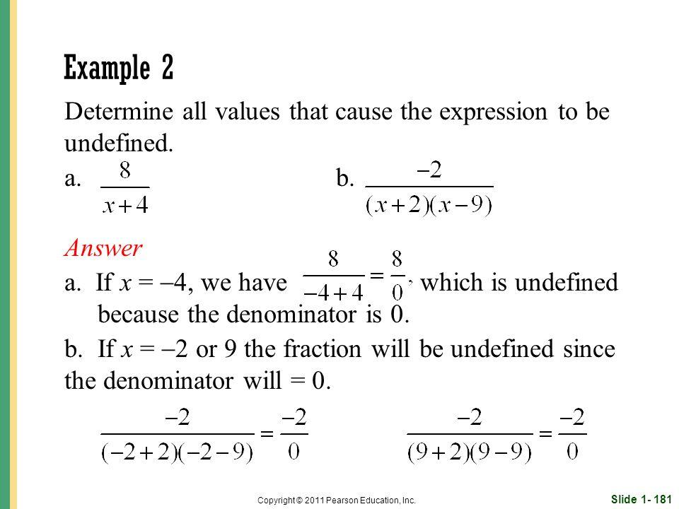 Slide 1- 181 Copyright © 2011 Pearson Education, Inc.