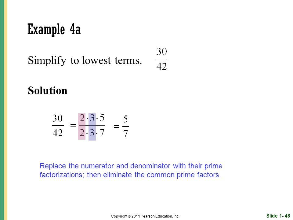 Slide 1- 48 Copyright © 2011 Pearson Education, Inc.