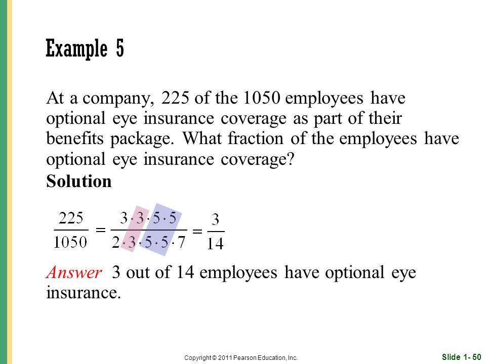 Slide 1- 50 Copyright © 2011 Pearson Education, Inc.