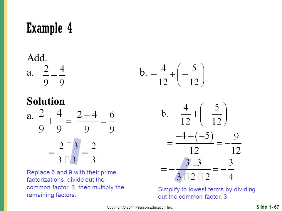 Slide 1- 67 Copyright © 2011 Pearson Education, Inc.