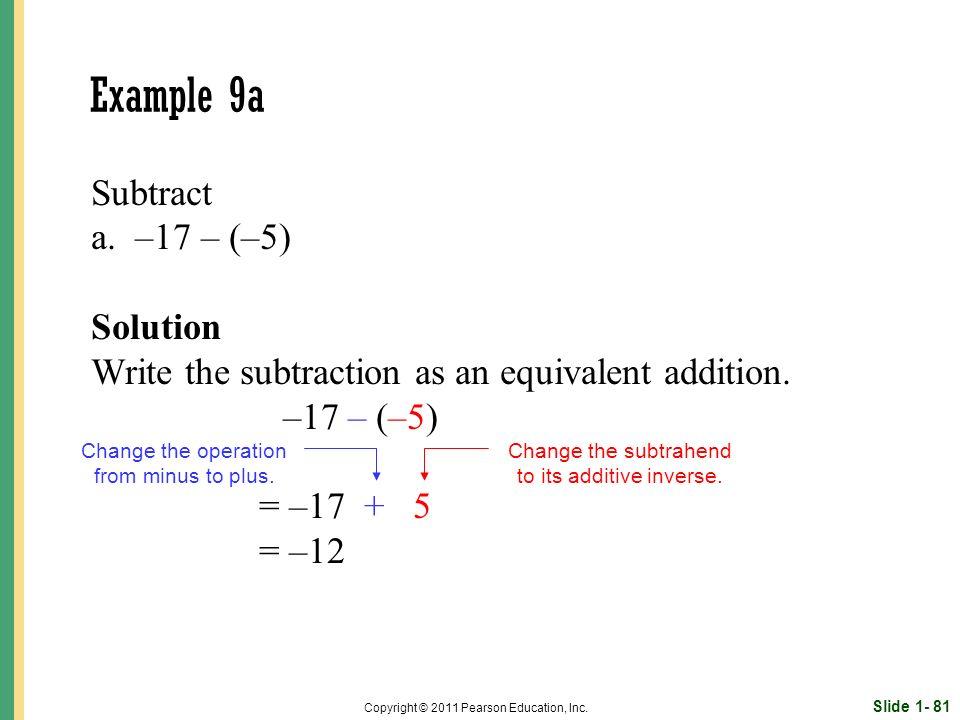 Slide 1- 81 Copyright © 2011 Pearson Education, Inc.