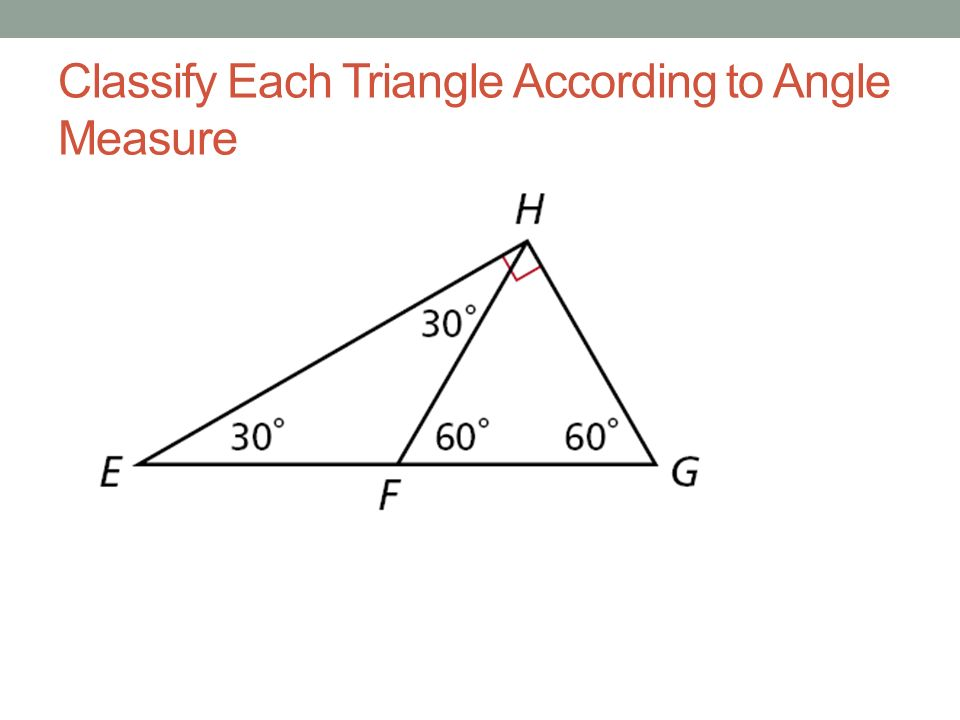 42 Angle Measures of Triangles  Murrieta Valley Unified