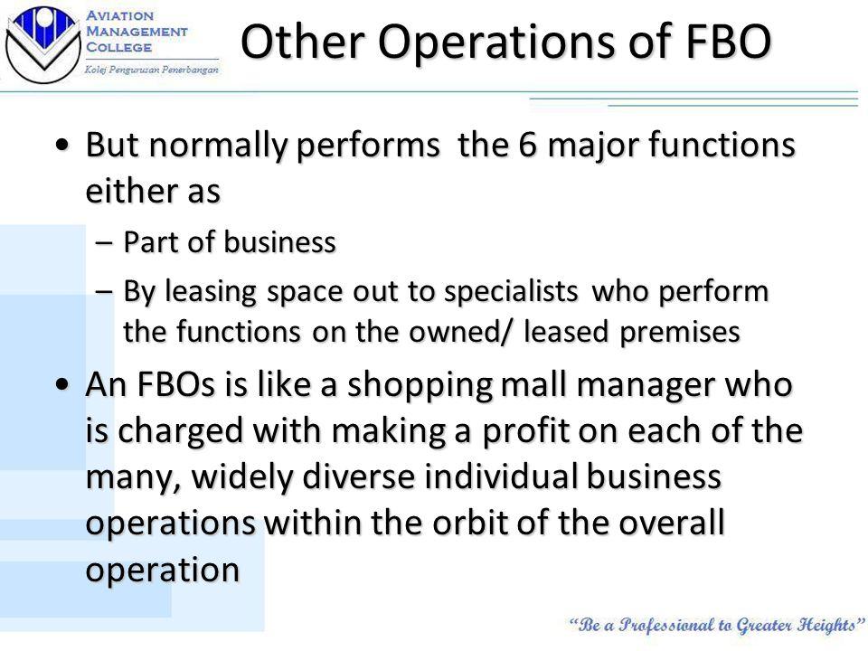 business operations specialists job description