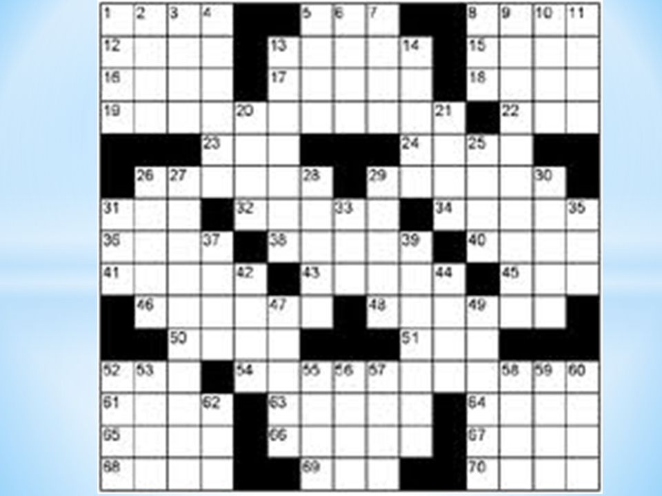 Coiling crossword clue