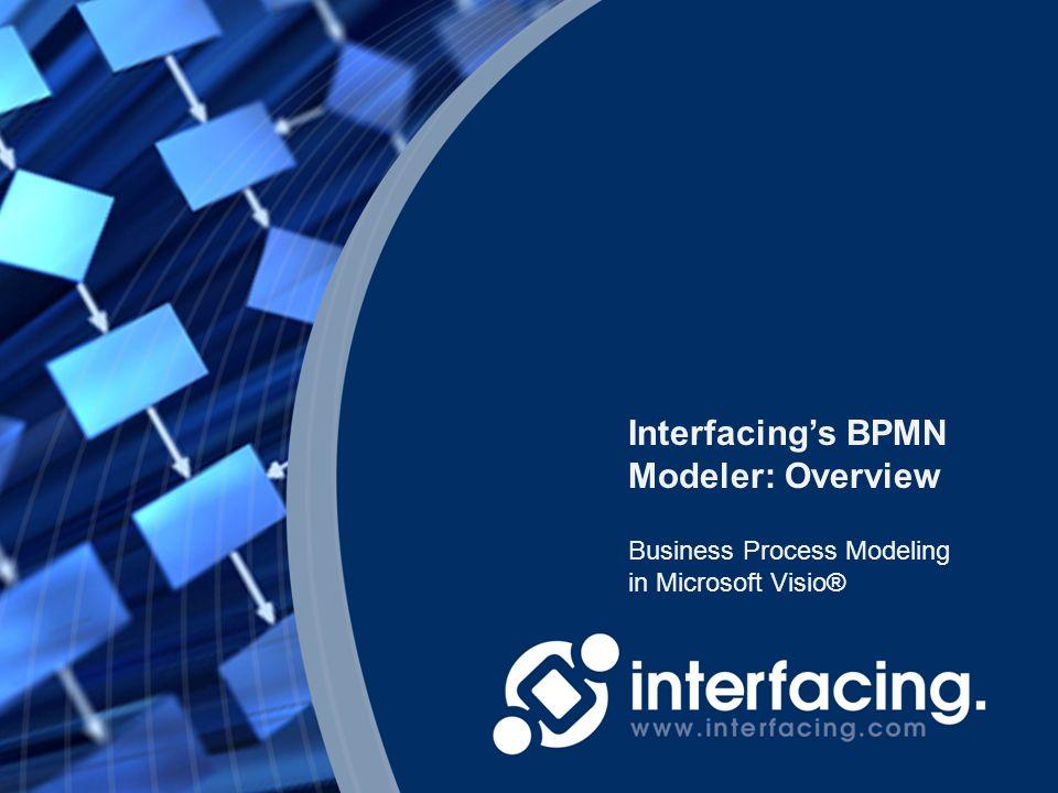 1 business process modeling in microsoft visio interfacings bpmn modeler overview - Bpmn 20 Modeler For Visio