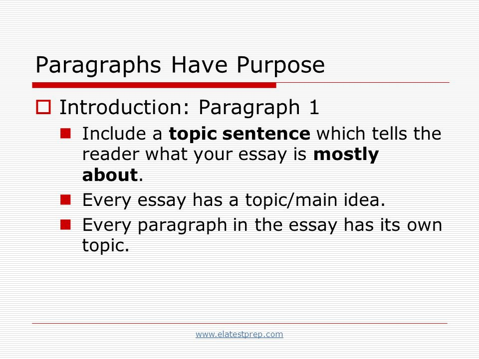 organizing paragraphs in an essay Organizing brief essays it's time to organize a longer document,a multi-paragraph essayfigure 1–6 shows an outline for such an essay, a five-paragraph essay.
