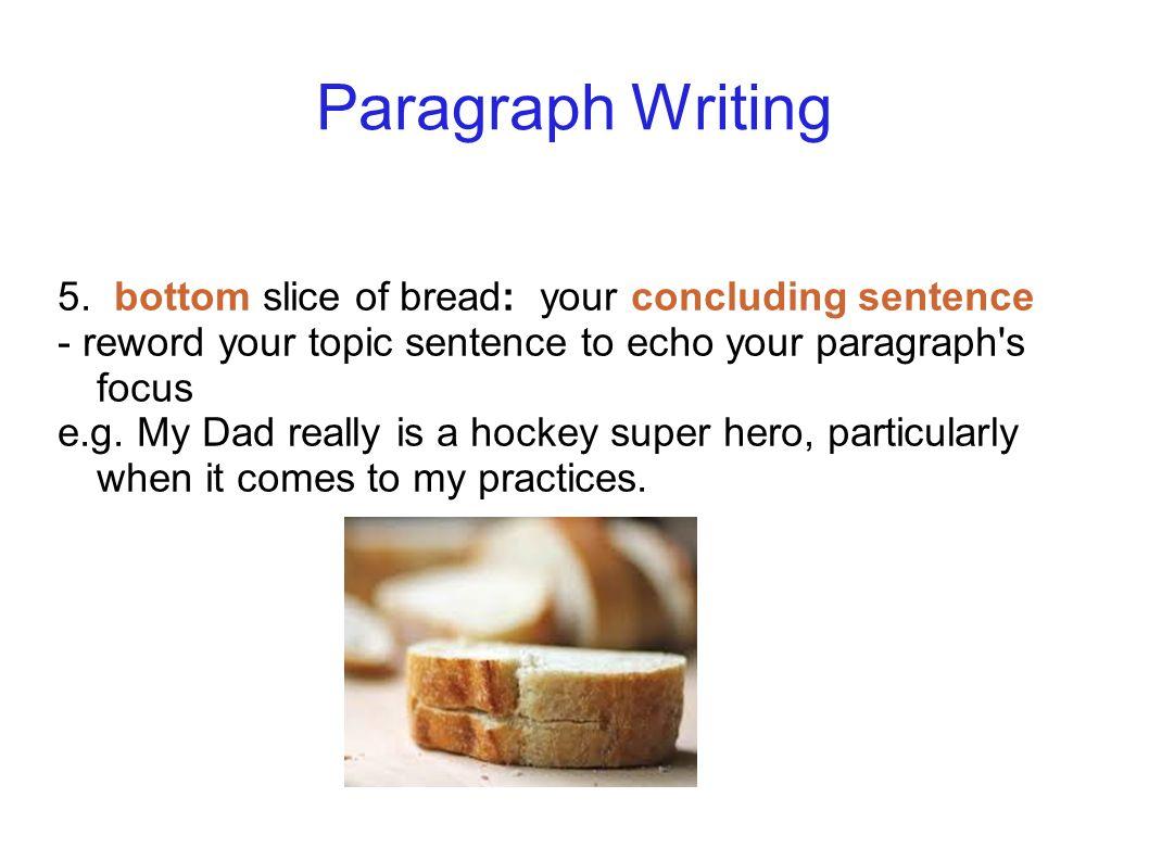 Paragraph reword