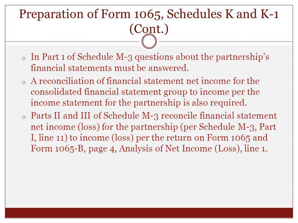 Schedule M 3 Form 1065 Timiznceptzmusic