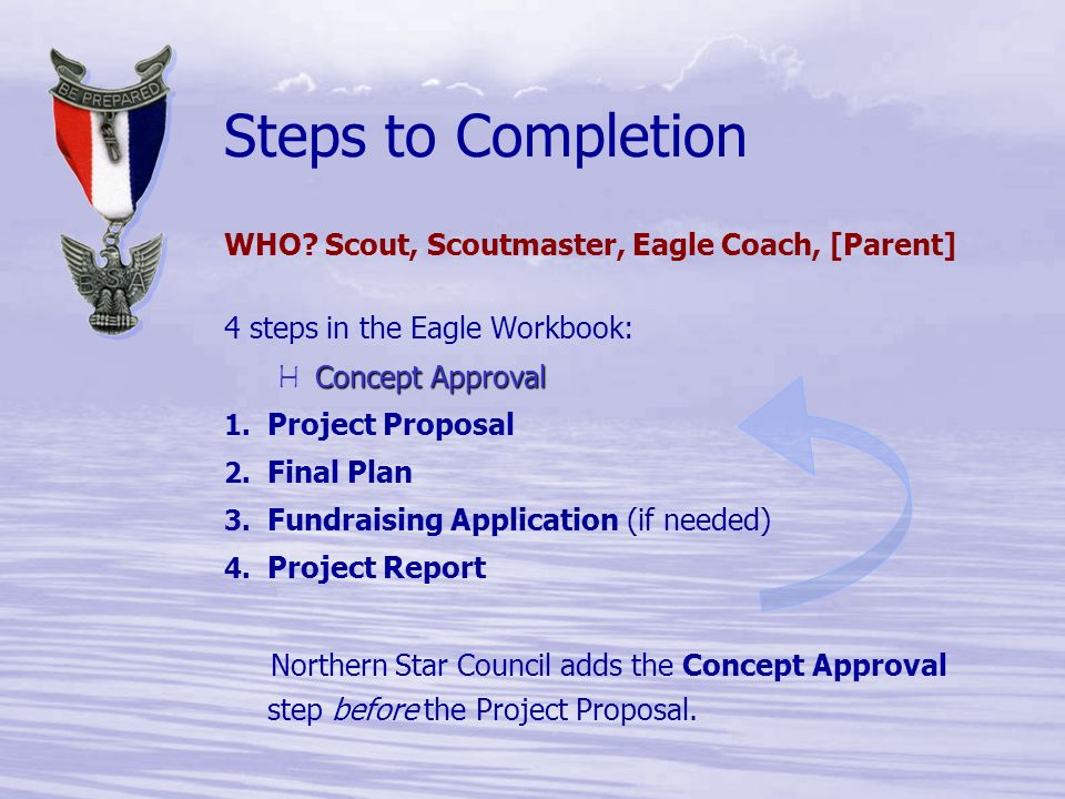 Northern Star Council Presents The Life to Eagle Process For – Eagle Scout Worksheet