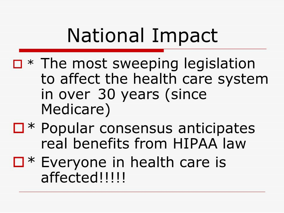 the effects of the balance budget act on the health care system Ill-effects have come to this sample of home health care patients as a result of the level home health care outcomes secondary to the balanced budget act of.